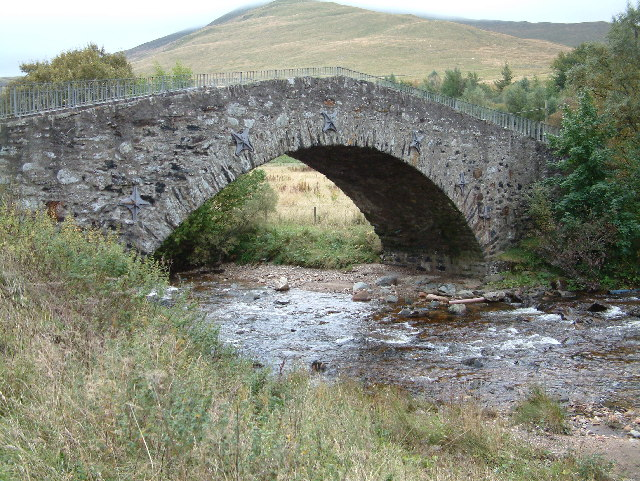 Spittal of Glen Shee Bridge