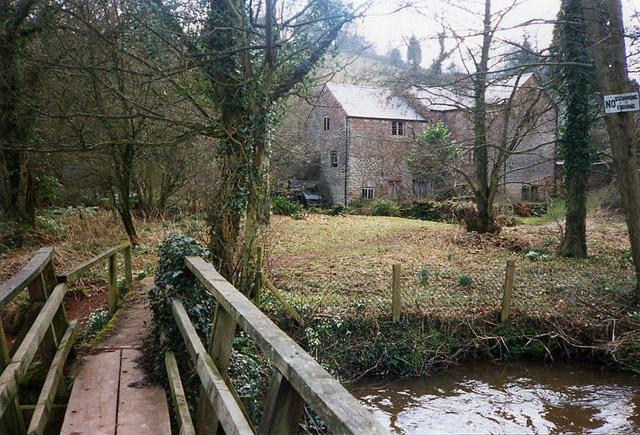 Stogumber: Kingswood Mill