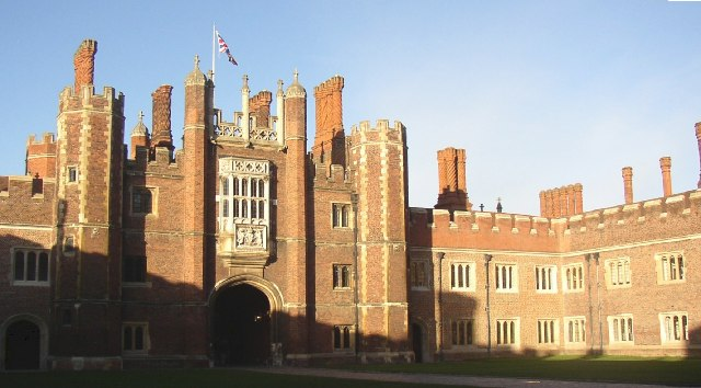 Great Gatehouse, Hampton Court