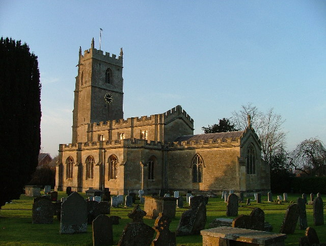 St Matthew's Church, Rowde.
