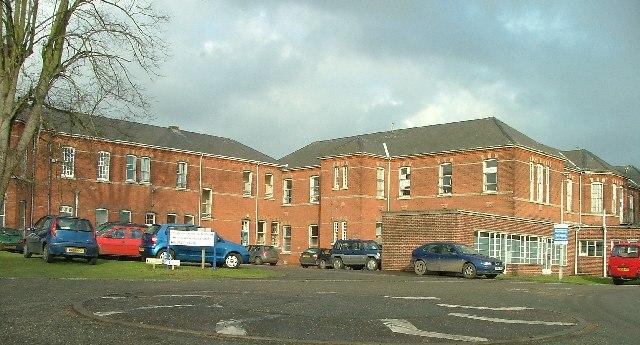 St Andrew's Hospital.
