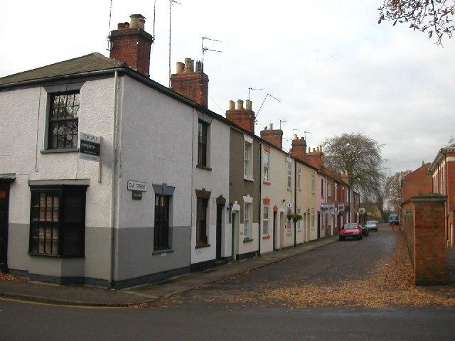 Rugby - Oak Street