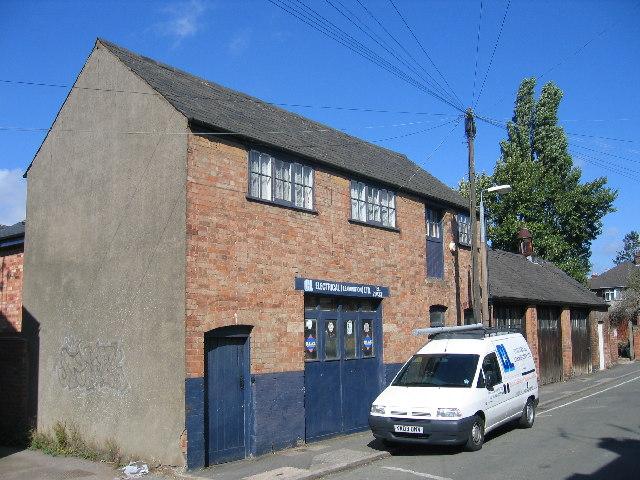 Workshop, Hill Street