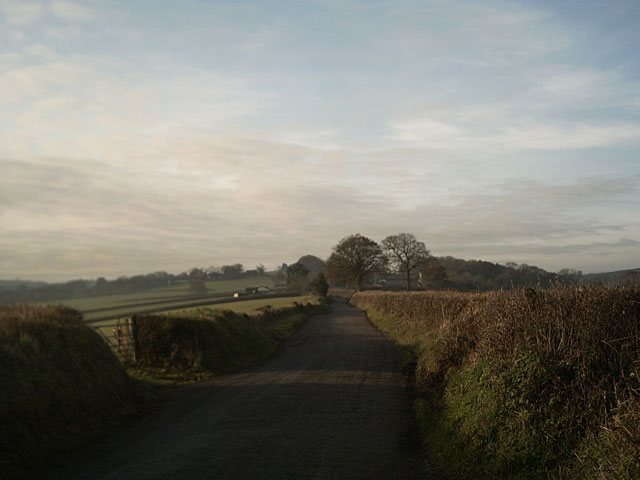 The Road to North Down