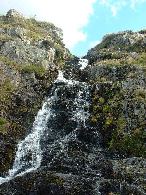 Waterfall Raise beck