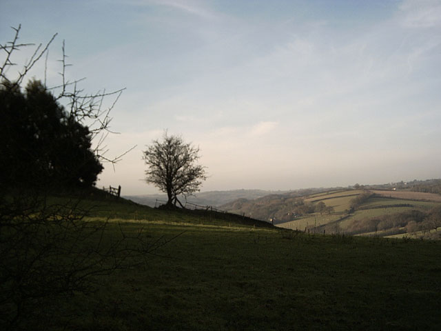 Farmland near Highfield Farm