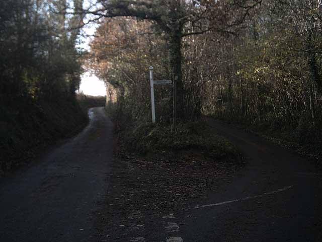 Road Down Cross