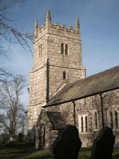 St Andrew's Church, Hittisleigh