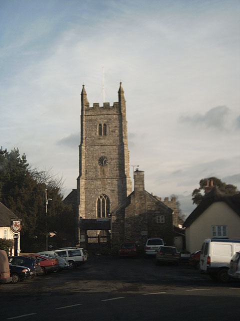 Holy Trinity Church, Drewsteignton