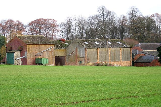 Home Farm, Red Rice, near Andover