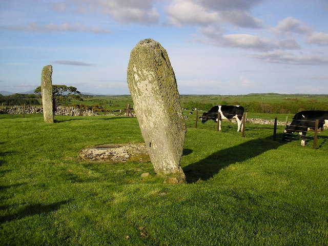 Drumtroddan standing stones