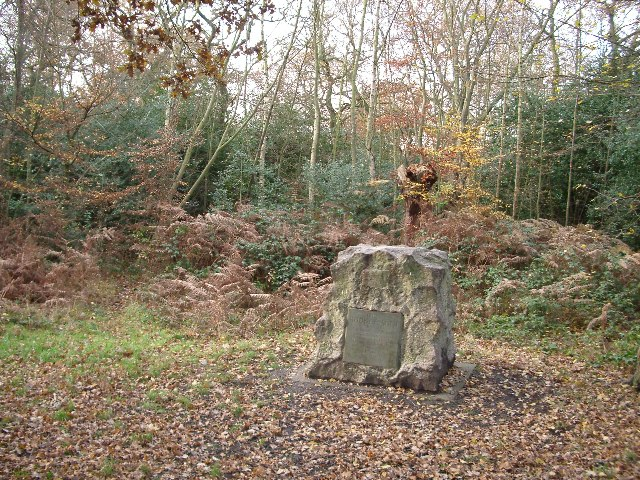 Gipsy Rodney Smith memorial, Epping Forest