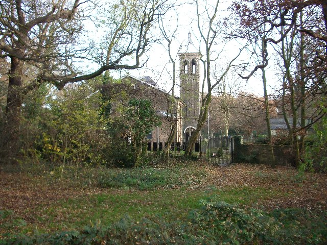 St Peters-in-the-Forest, Walthamstow