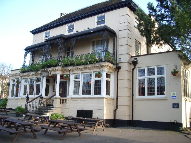 The Eagle, Snaresbrook, London E11