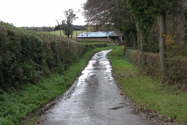 Haygrove Farm, near Linton