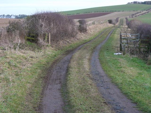 Track to Lurdenlaw
