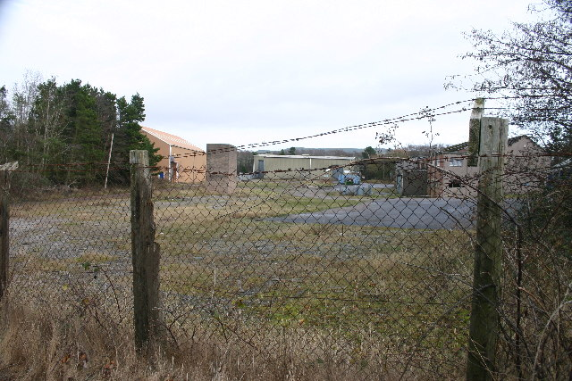 Derelict Industrial Estate