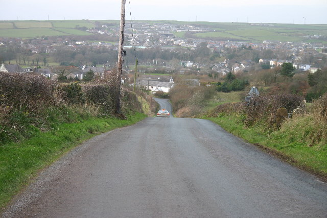 Road Liable to Subsidence