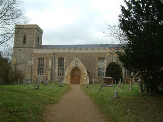 All Saints Church, Marcham
