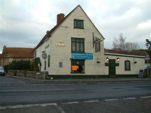 The Crown Public House, Marcham