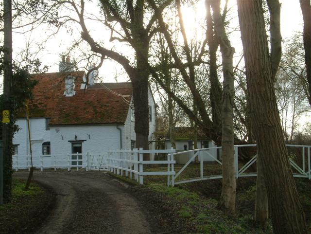 Marcham Mill