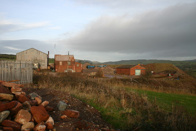 Disused Iron Ore Mine Buildings