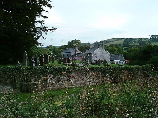 Llywel village