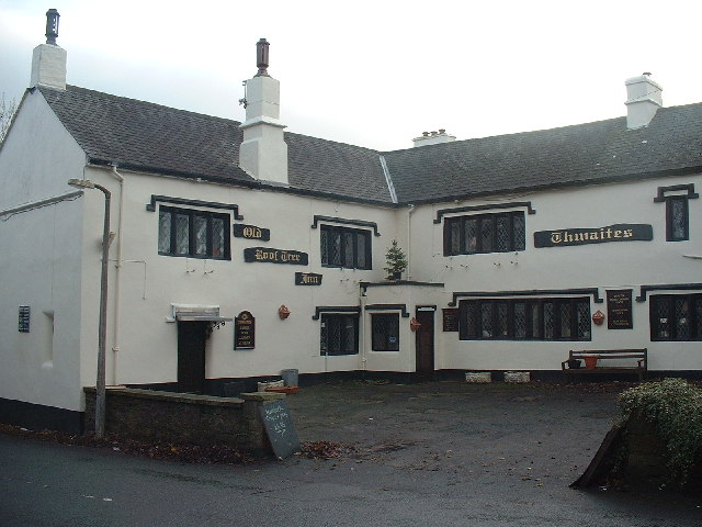 Old Roof Tree Inn Middleton