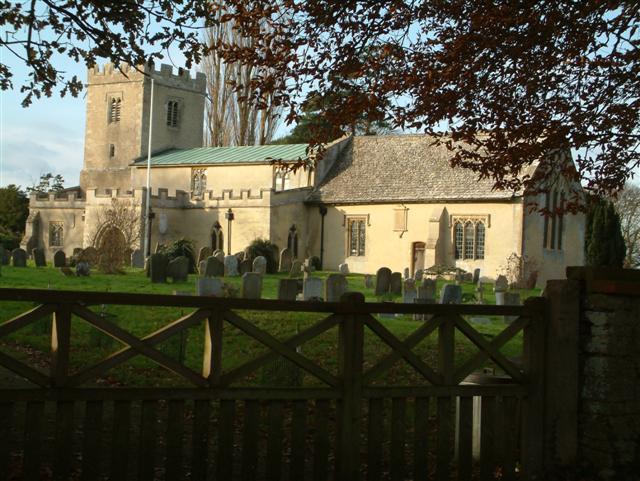 St. Mary's Church, Longworth
