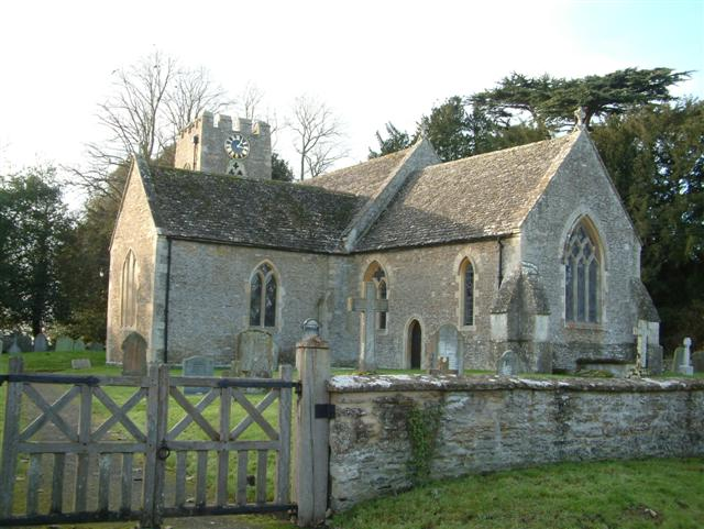 St. Margaret's Church, Hinton Waldrist