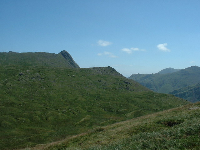 Looking South to Pike o Stickle
