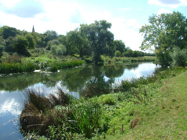 The Great Ouse near Harold