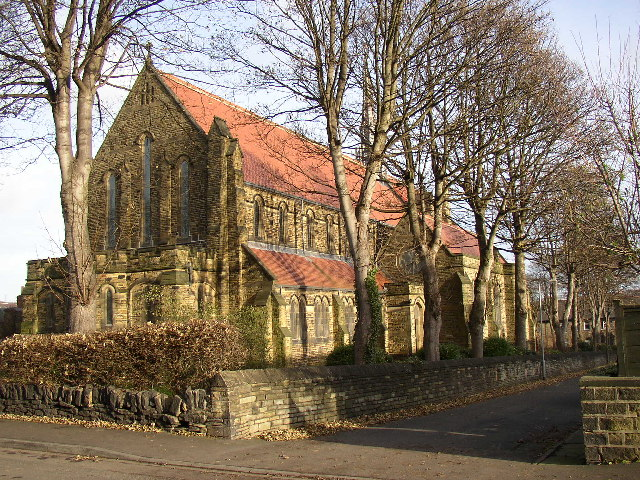 All Saints Church, Savile Road, Elland