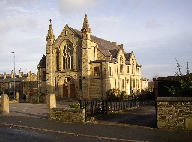 Bethesda Methodist Church, Victoria Road, Elland