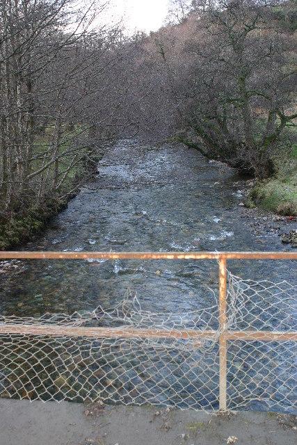 River Fiddich