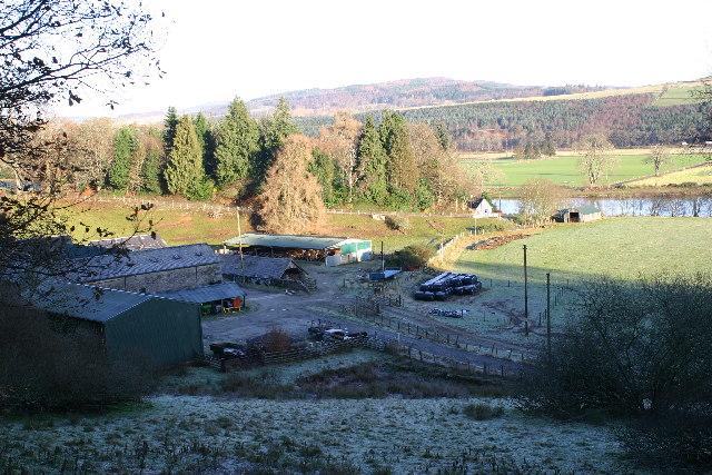 Balmacneil Farm