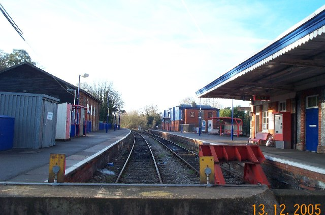 Bourne End railway station