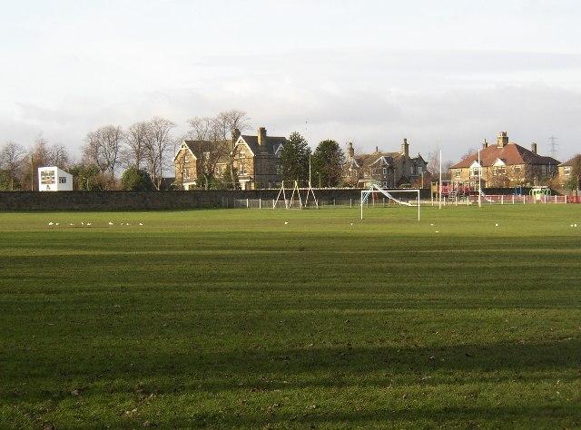 Elland Recreation Ground