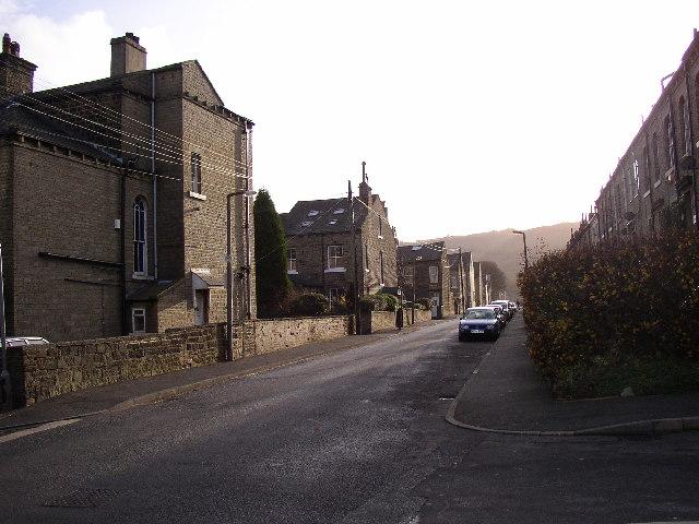 Savile Road, Elland