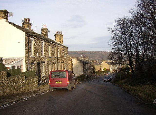 South Lane, Elland