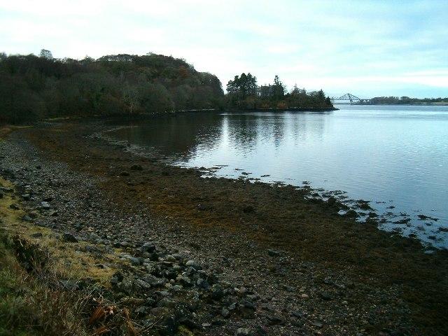 Foreshore, Loch Etive