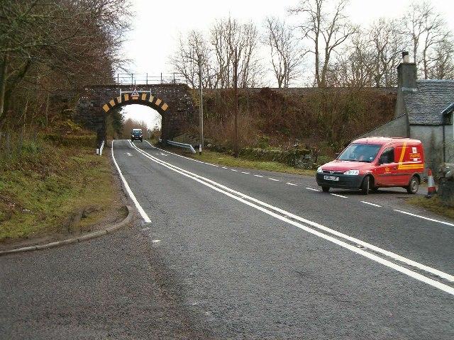 Arch Bridge, Stonefield