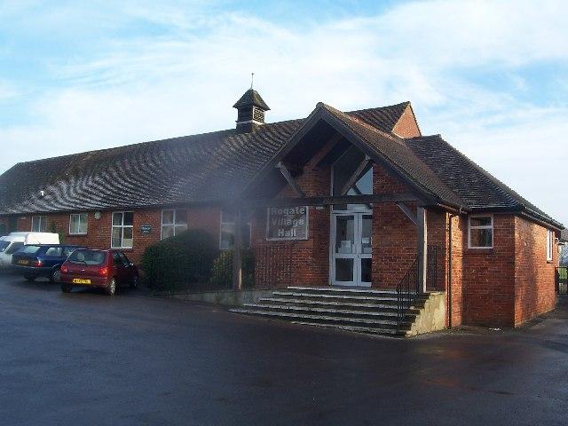 Rogate village hall