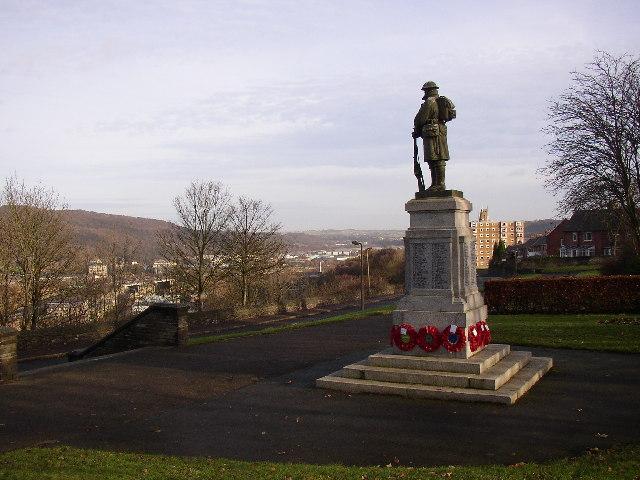 Elland War Memorial