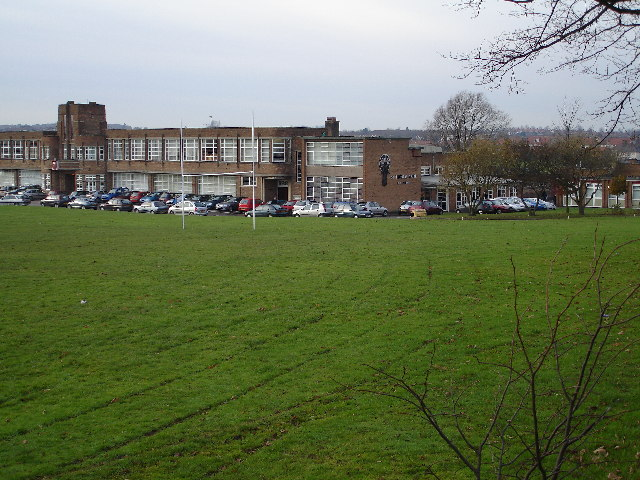 St Thomas More RC  School, Greenmoor Road, Nuneaton