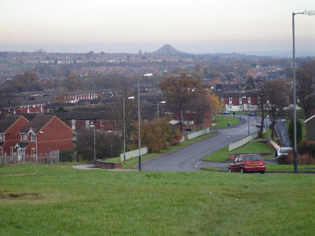 Thorntons Way, Stockingford, Nuneaton