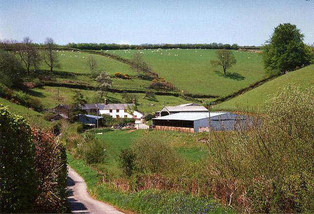 Exford: Coombe Farm