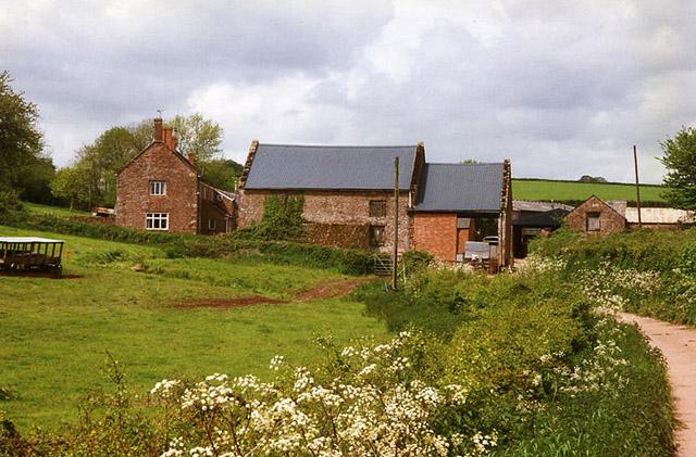 Bathealton: Leigh Farm