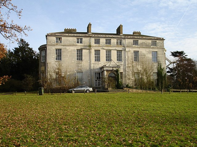 Mote House, Maidstone