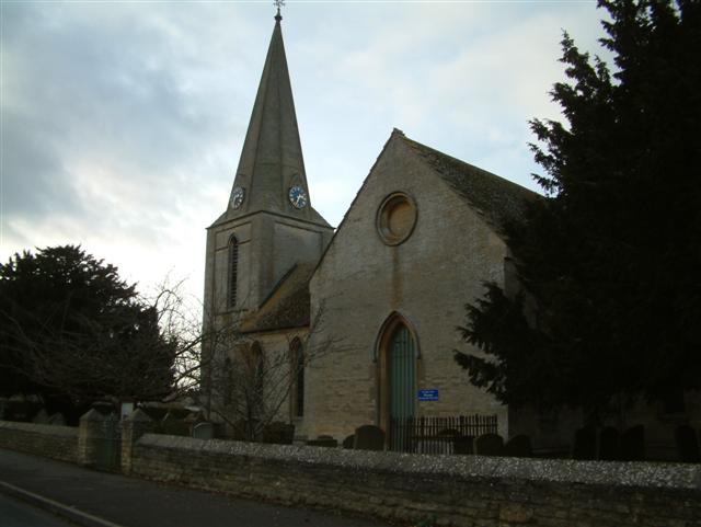 St. James Church, Aston